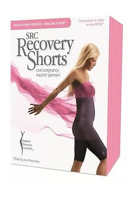 SRC Recovery Shorts Size Large (Excellent Condition)