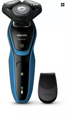 NEW Philips Aquatouch Comfort Touch Electric Shaver S5050