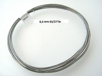 10 meter SOLDER BUS WIRE Lötdraht for Solarzelle DIY,solarpanel 32.8ft