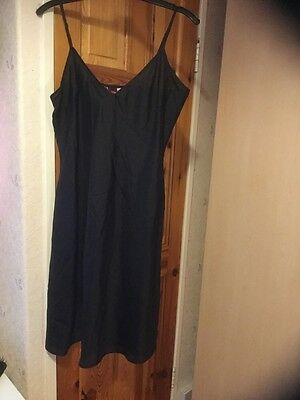Petticoat Size 16 Colour Black From Monsoon Used .