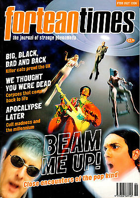 Fortean Times Magazine Issue 88 July 1996