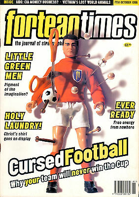 Fortean Times Magazine Issue 91 October 1996