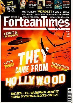 Fortean Times Magazine Issue 283 January 2012