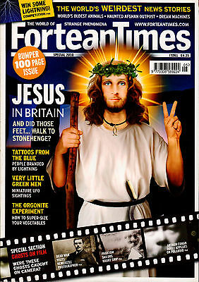 Fortean Times Magazine Issue 261 Special 2010
