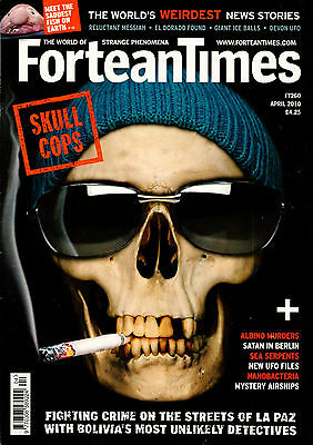Fortean Times Magazine Issue 260 April 2010