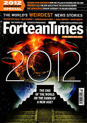 Fortean Times Magazine Issue 285 March 2012