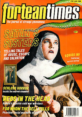 Fortean Times Magazine Issue 87 June 1996