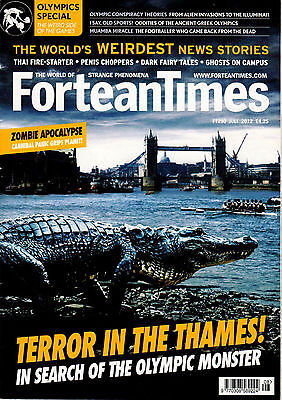 Fortean Times Magazine Issue 290 July 2012