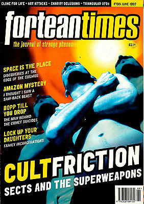 Fortean Times Magazine Issue 99 June 1997