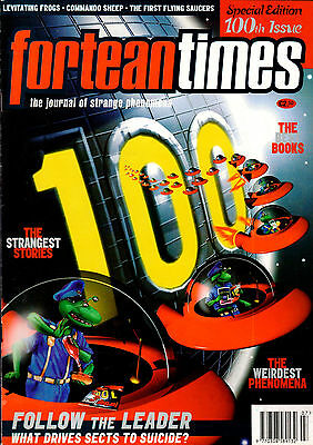 Fortean Times Magazine Issue 100 July 1997