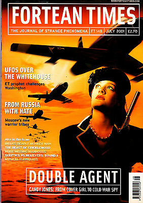 Fortean Times Magazine Issue 148 July 2001