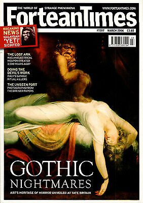 Fortean Times Magazine Issue 207 March 2006
