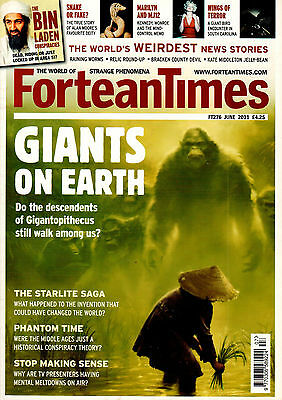 Fortean Times Magazine Issue 276 June 2011