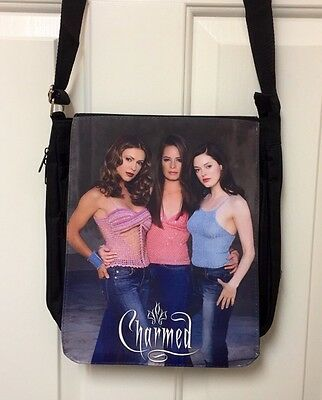 Charmed Bag / Purse TV Show Witches Alyssa Milano Holly Marie Combs Rose McGowan