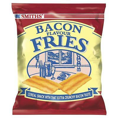 Smiths Bacon Flavour Fries 24g Case of 48 Bags