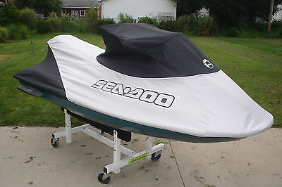 SEA DOO GTX GTI Cover Black & Gray New In Box OEM