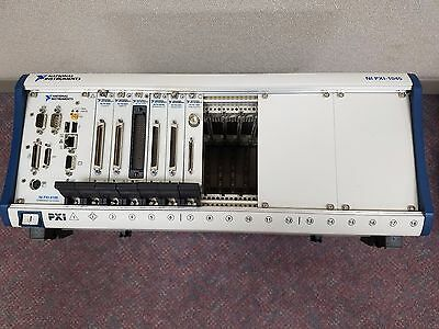 National Instruments NI PXI-1045 wtih PXI-8186 Built in Computer