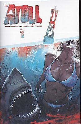 Atoll #1 1st Printing Regular Cover!!!  Sold Out