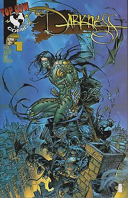 Darkness #1 1st Printing Marc Silvestri Cover!!