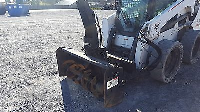 2005 Bobcat SB200 Snow Blower Attachment for Skid Steer Loaders!
