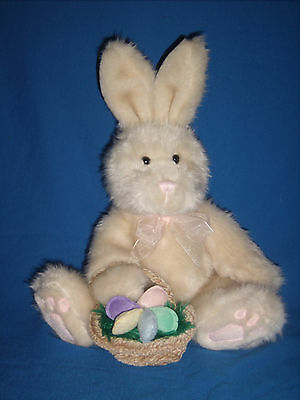 """**CLEARANCE** First and Main Plush Rabbit """"HIPPITY"""" E1335  EASTER BUNNY (P1-1)"""