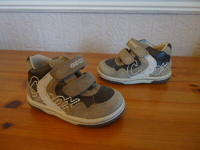 * Geox  Shoes  * Size 3 Infant Boys * Brand New *