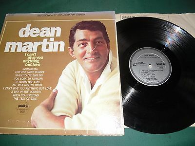 Dean Martin Lp - I Can't Give You Anything But Love