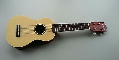Stagg ukulele like brand new with case