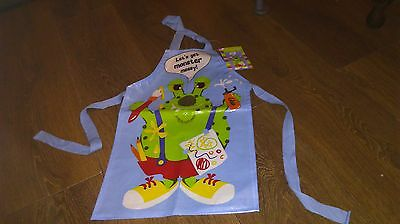 NEW with tags  childrens apron