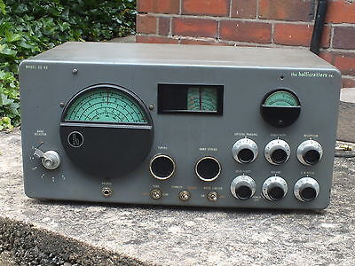 Hallicrafters SX-43 receiver c.1947