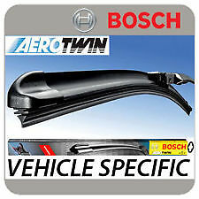 Land Rover Discovery Bosch Aerotwin Flat Wiper Blades Front Pair Ar550S