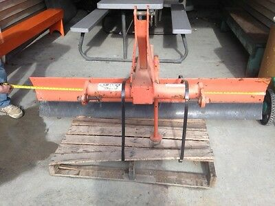 Woods-RB attachment rear blade for Kubota