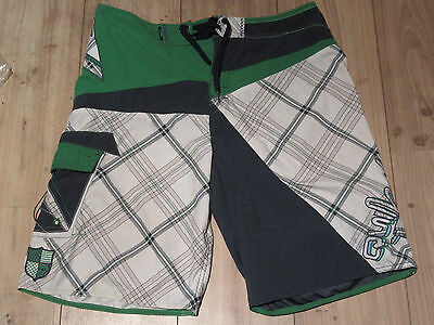 Quiksilver Board/ Beach/ Swim Shorts 34""