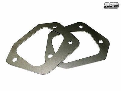 BMW E46 Rear Trailing Arm Mounts Reinforced Plates