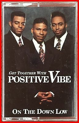 INDIE R&B NEW JACK SWING Positive Vibe-On the down low FUN REC *VERY RARE*