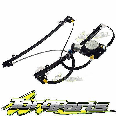 Rh Front Window Regulator Suit Ford Sx Sy Sz Territory 04-14 Electric Motor