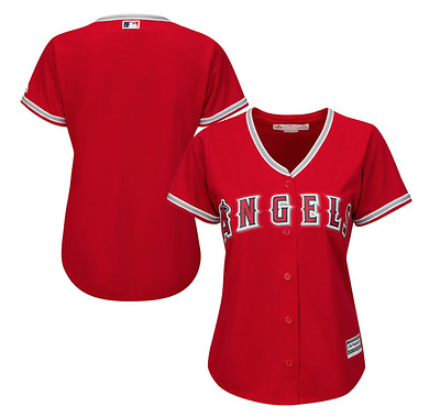 the best attitude f7c81 b99ff LOS ANGELES ANGELS of Anaheim Men's Majestic Cool Base ...