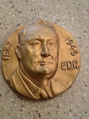 FDR president Collectible Wall Decoration, Roosevelt