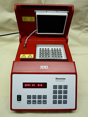 BIOMETRA UNO-Thermoblock Thermal Cycler Thermocycler PCR DNA - #40