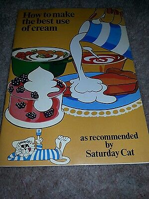 How to make the best use of Cream Pamplet by Saturday Cat