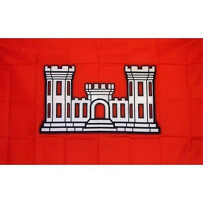 Army Corps of Engineers Vessel Flag 3x5' quality banner