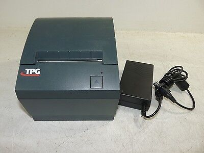 Cognitive TPG A798-220D-TD00 Thermal Receipt USB/Serial Printer w/Power Supply