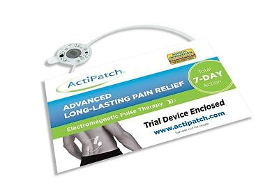 Actipatch Electromagnetic Pulse Therapy - 7 Day Trial