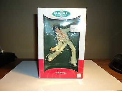 American Greetings Designer Collection Elvis Presley 2006 Ornament