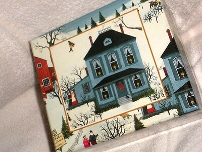 1998 Lang & Wise Mitchel Homestead Collectibles artwork of Linda Nelson Stocks.