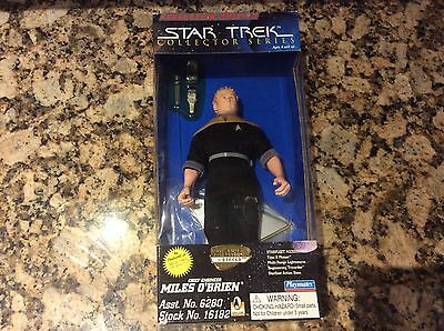 Star Trek Collection Series Miles O Brien New In Box