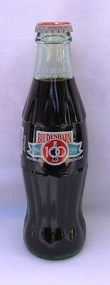 Coca-Cola Biedenharn 100 Anniversary Vicksburg Bottle First Bottler of Coke