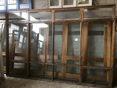Large Timber Fixed Window With Top Awning Windows 3600w X 2390h