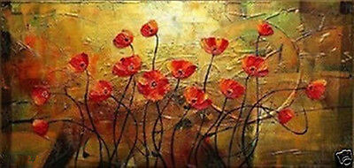 No Framed!!! Hand-painted Modern Wall Decor Art Abstract Oil Painting On Canvas