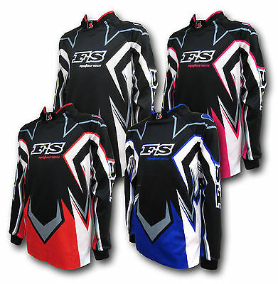 Dirt Bike Gear MX Motocross Youth Jersey – ATV/Quad/Off-road/BMX Kid/Junior NEW